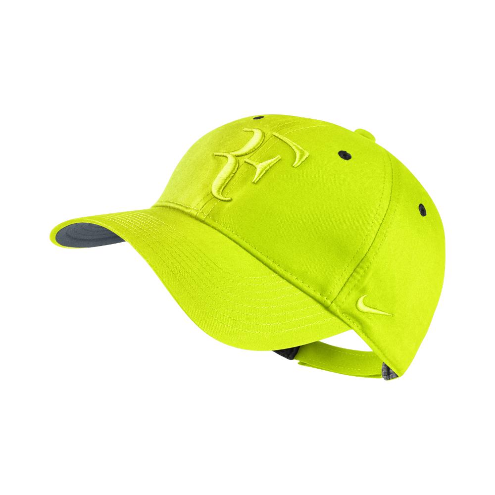 f1cb586ee91 Lyst - Nike Court Roger Federer Premier Hybrid Adjustable Tennis Hat ...