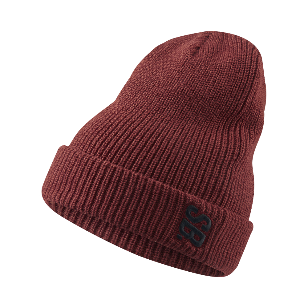 Lyst - Nike Sb Surplus Knit Hat (red) in Red for Men 6dc49bf8d1b7