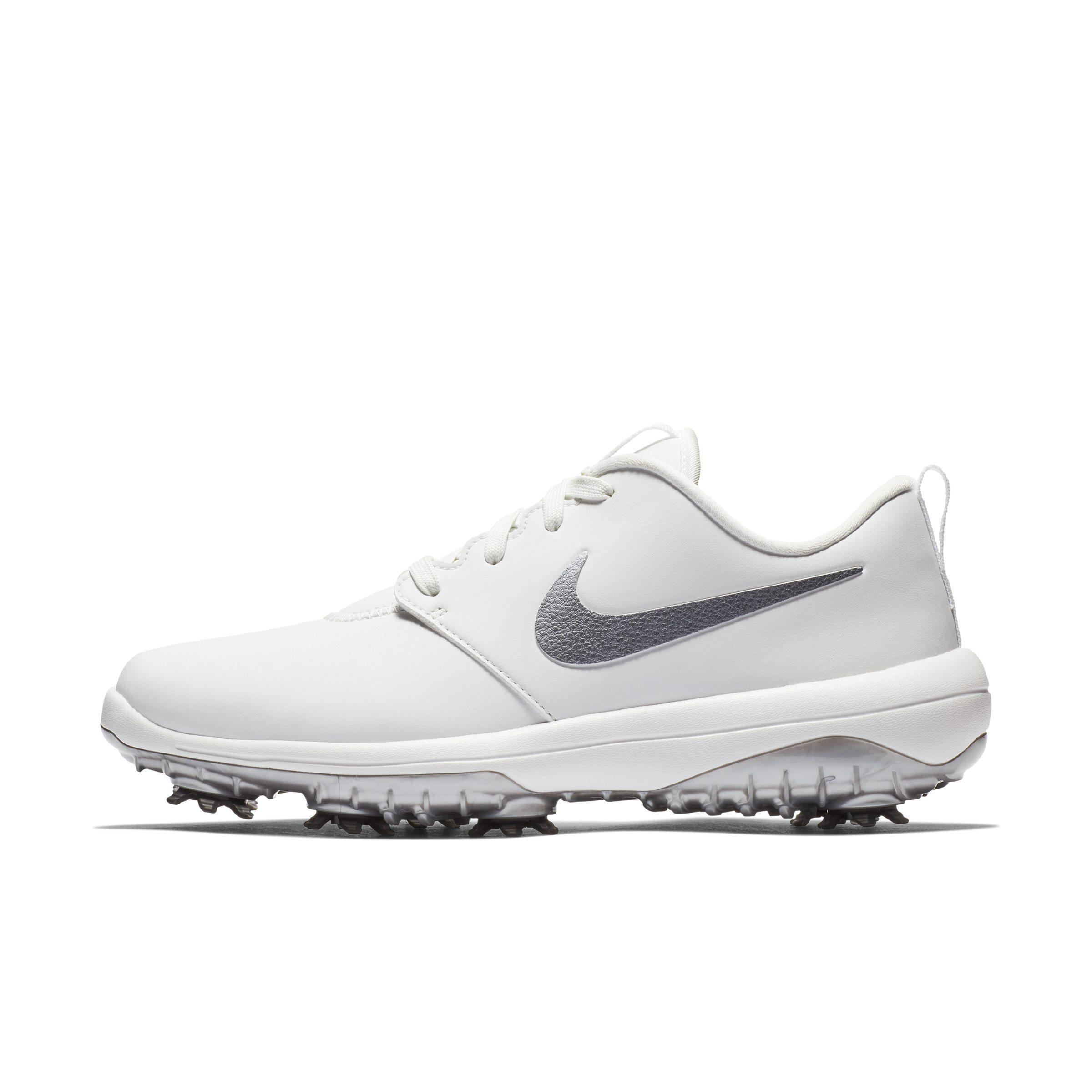 timeless design 1fae3 e8e0d Nike. Womens White Roshe G ...