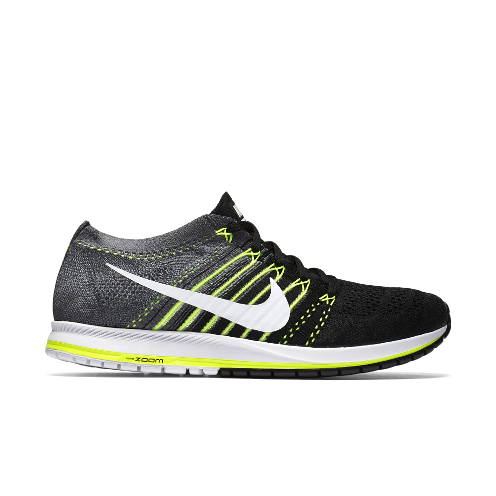df207e158ef55 Lyst - Nike Zoom Flyknit Streak Running Shoe in Gray for Men