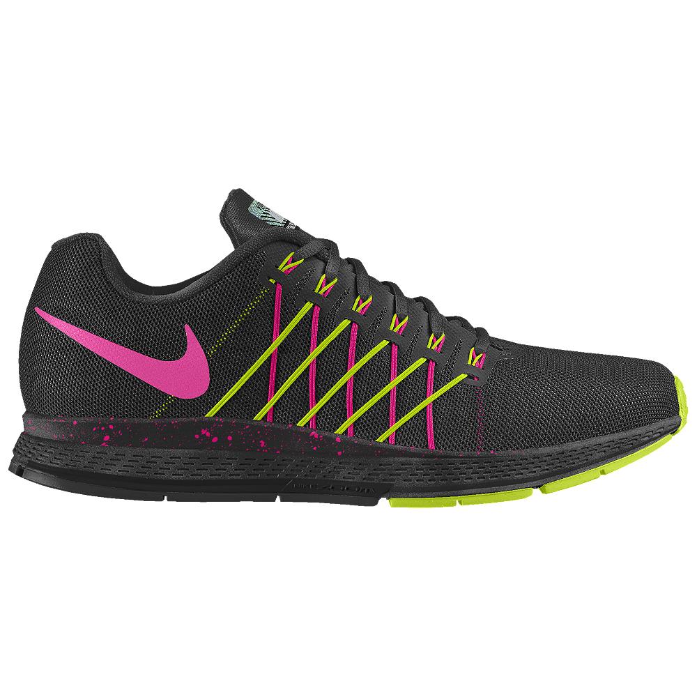 dbb7ad819e6 Lyst - Nike Air Zoom Pegasus 32 Flash Id Women s Running Shoe in Pink
