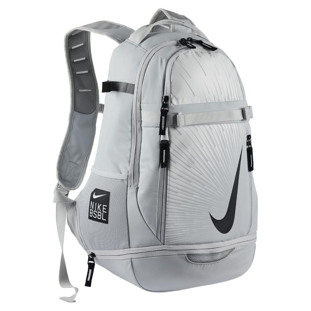 Lyst - Nike Vapor Elite 2.0 Graphic Baseball Backpack (silver) in ...