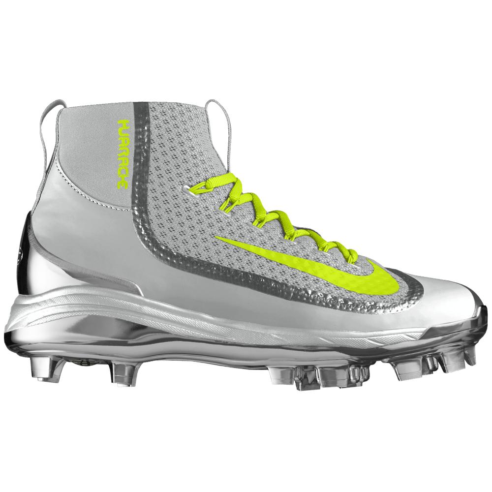 a7edc524c13a Lyst - Nike Air Huarache 2k Filth Mid Mcs Id Men s Baseball Cleat in ...