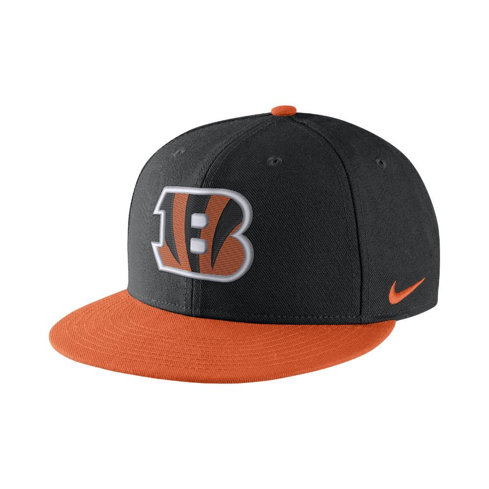 3582849798869b Lyst - Nike Everyday True (nfl Bengals) Adjustable Hat (black) in ...