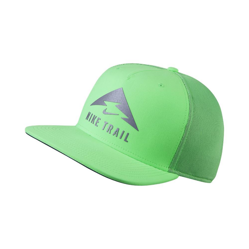 8ea406b177622 Lyst - Nike Trail Aerobill Trucker Hat (green) in Green for Men