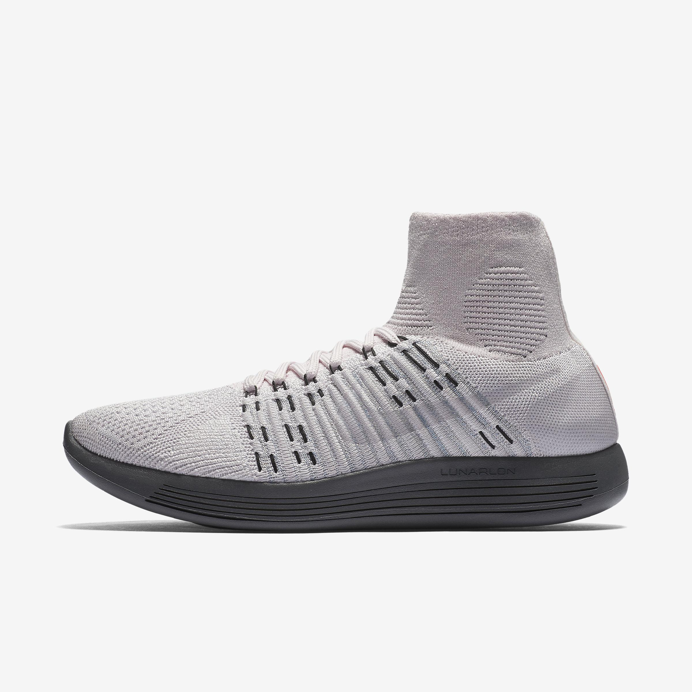 official photos e7237 62277 Nike - Gray Lab Lunarepic Flyknit for Men - Lyst