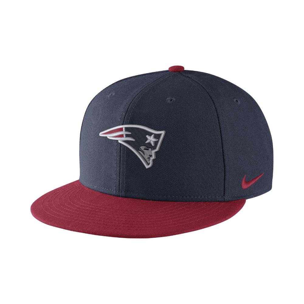 Nike Sbli Bound True nfl Patriots Adjustable Hat in Blue for Men  Lyst