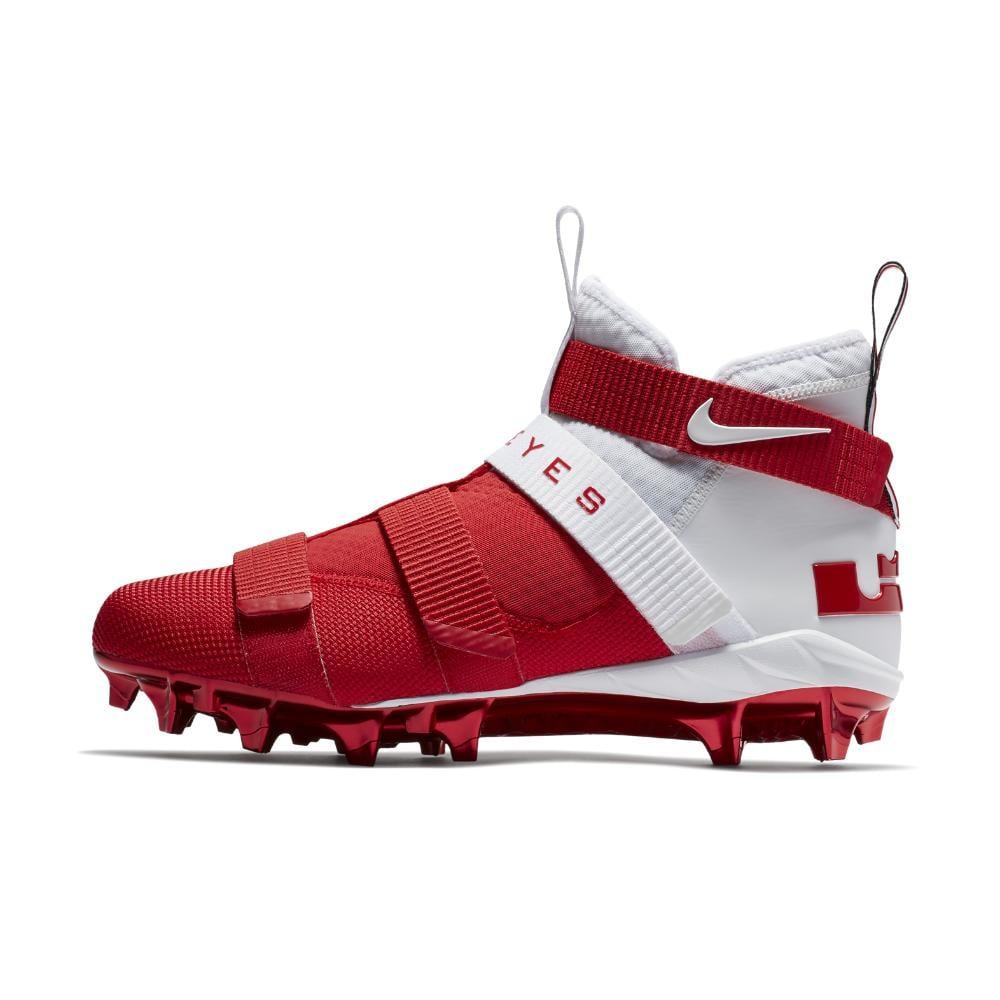 1cfe86c0eba Lyst - Nike Lebron Soldier 11 College (ohio State) Men s Football ...