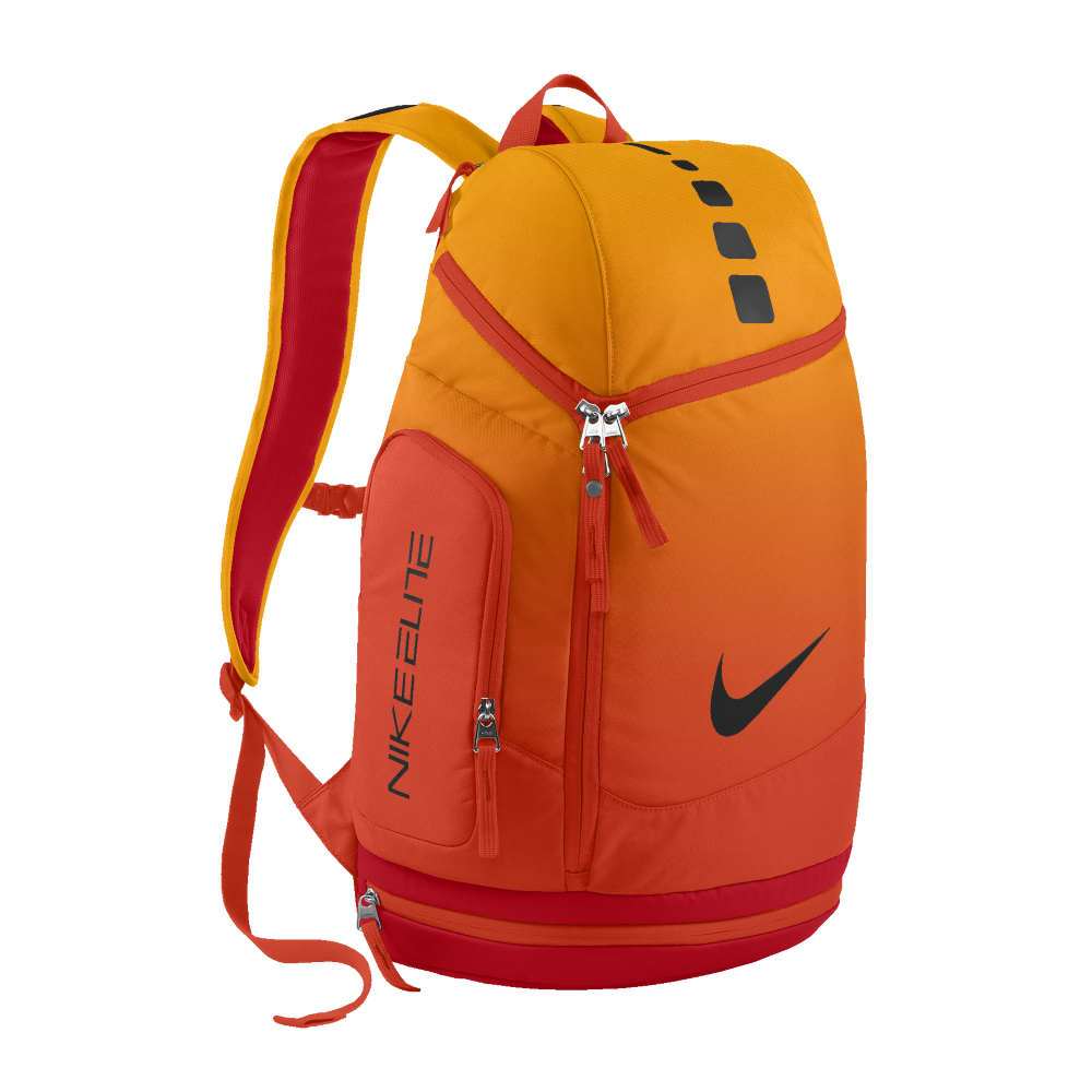 3381e3cd59 Lyst - Nike Hoops Elite Max Air Team Id Backpack (orange) in Orange