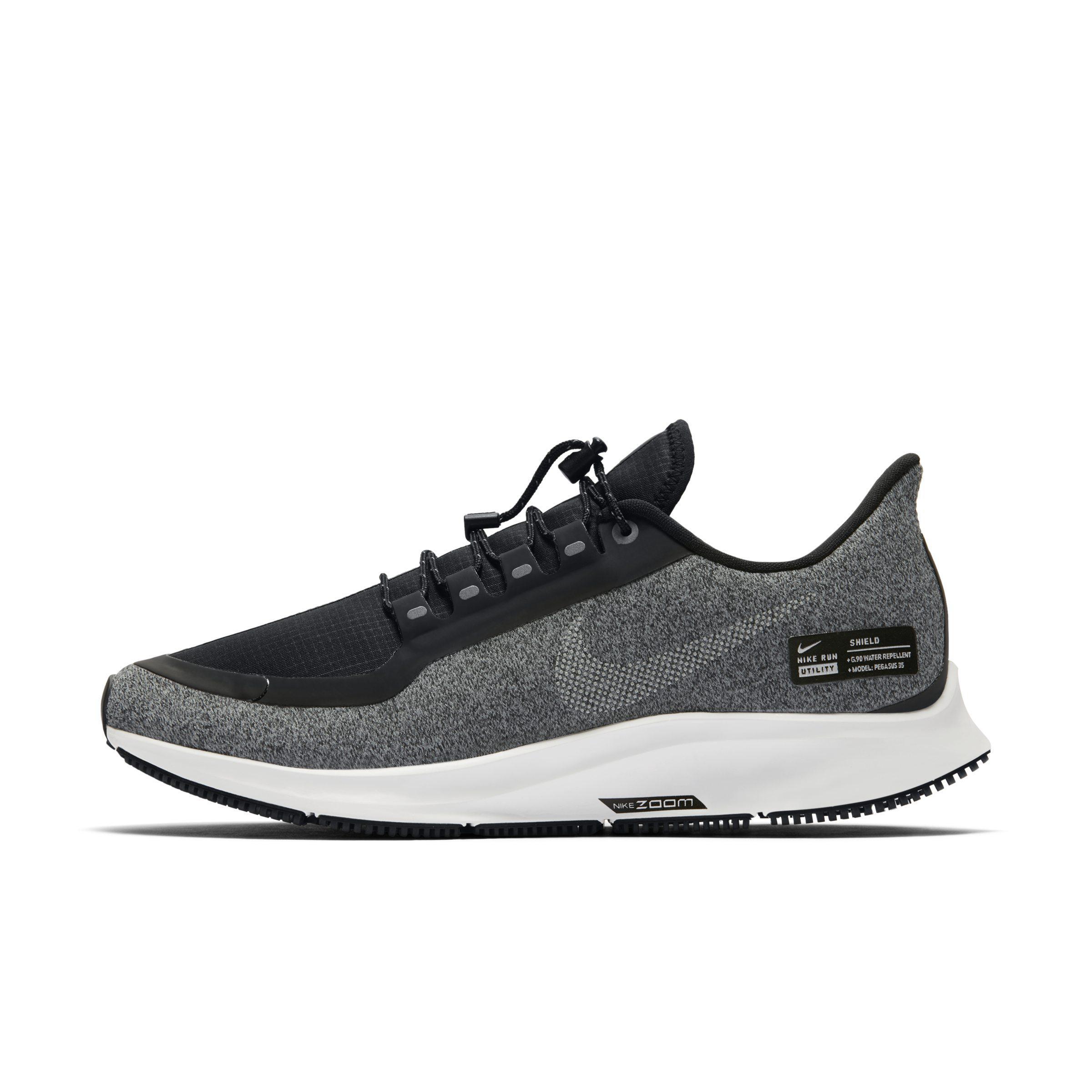 Nike. Womens Black Air Zoom Pegasus 35 ...