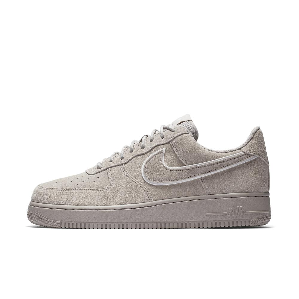 856161385e0fce Lyst - Nike Air Force 1 07 Lv8 Suede Men s Shoe in Gray for Men