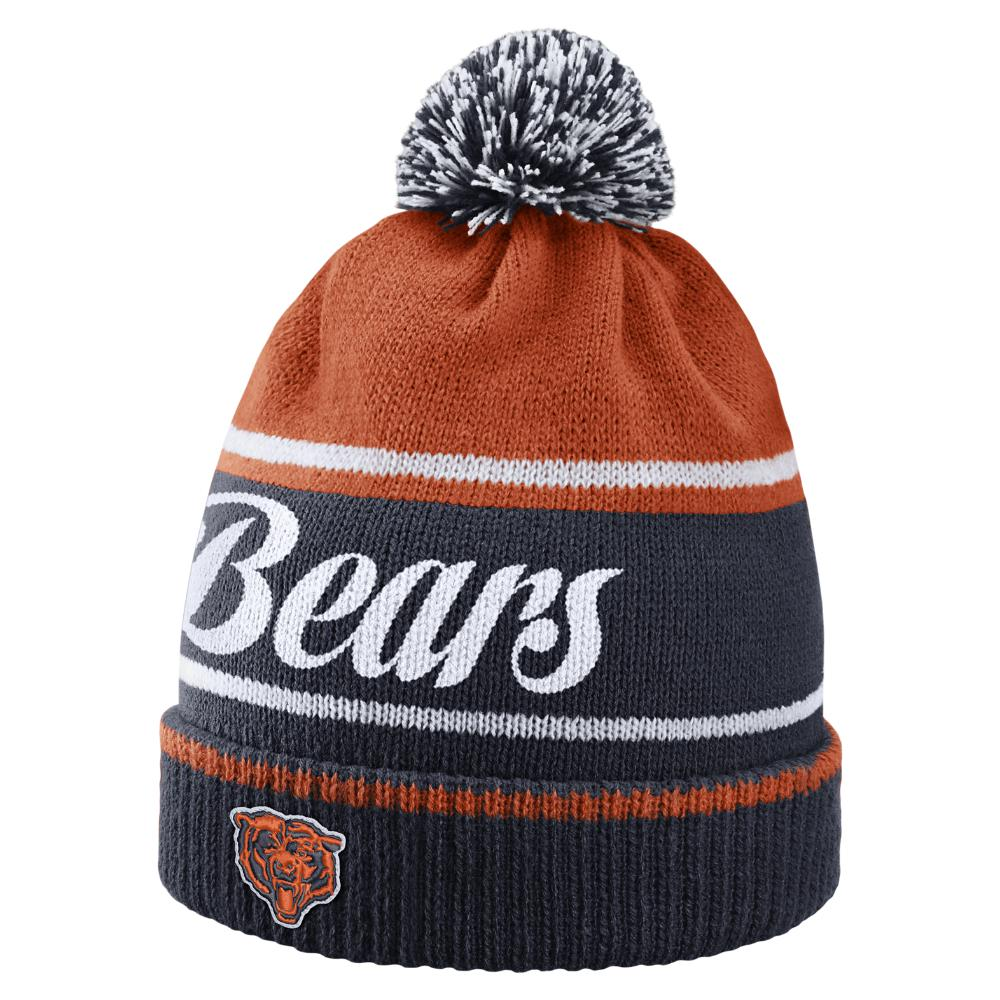 Lyst - Nike Historic (nfl Bears) Knit Hat (blue) in Blue for Men bd6fa9869