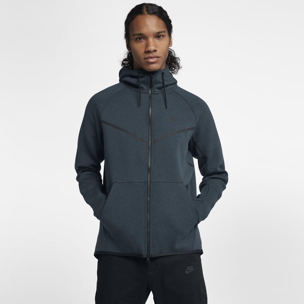 766eab780c23 Lyst - Nike Sportswear Tech Fleece Windrunner Men s Full-zip Hoodie ...