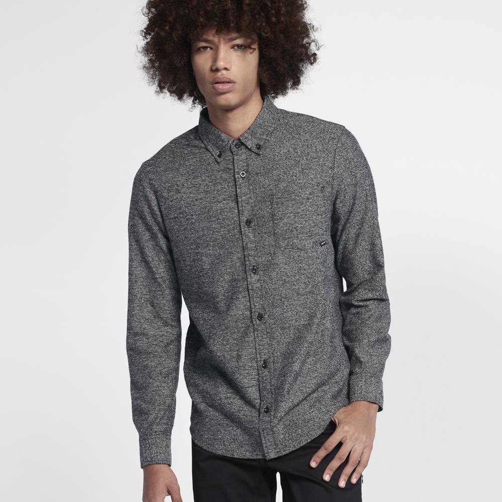 b95271d9f6221 Lyst - Nike Sb Flex Holgate Men s Long Sleeve Top in Black for Men