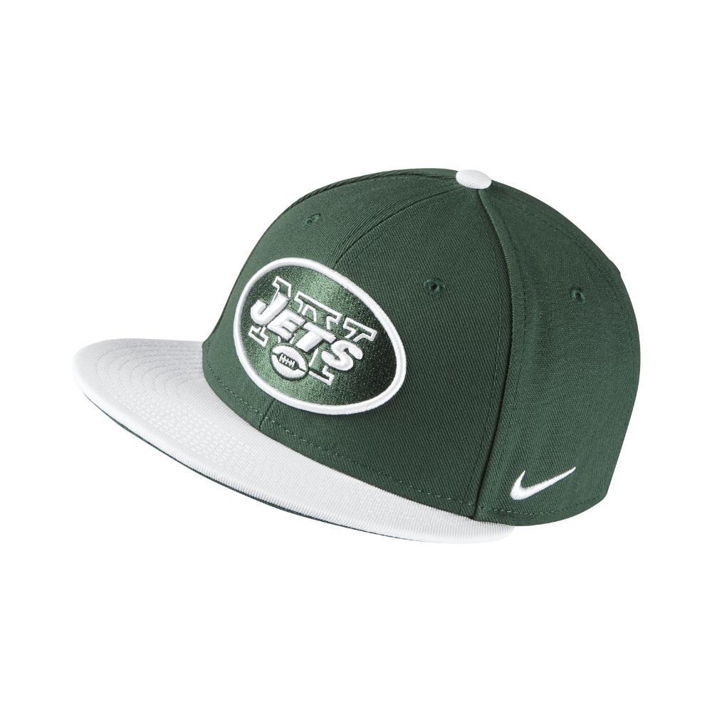 Lyst - Nike Everyday True (nfl Jets) Adjustable Hat (green) in Green ... 97b46b9e6