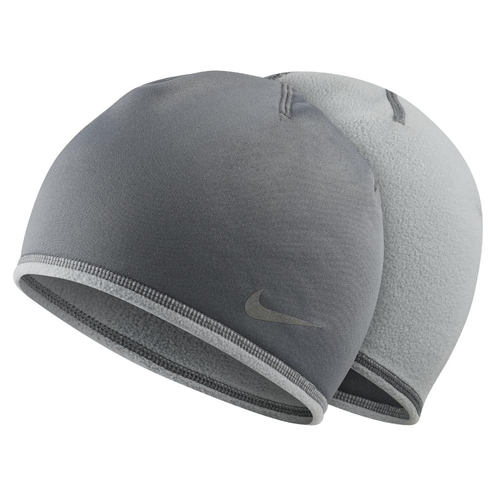 1467a77680d Lyst - Nike Run Thermal Men s Running Glove And Hat Set in Gray for Men