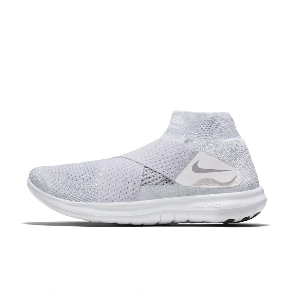 91ddfaa81f63c Nike - White Free Rn Motion Flyknit 2017 Men s Running Shoe for Men - Lyst
