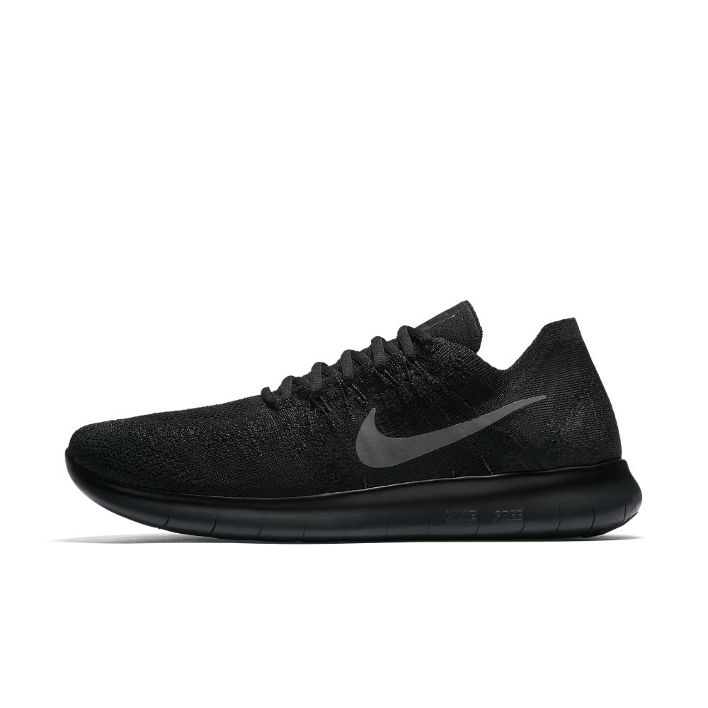 4e806f95f7bb7 Lyst - Nike Free Rn Flyknit 2017 Men s Running Shoe in Black for Men