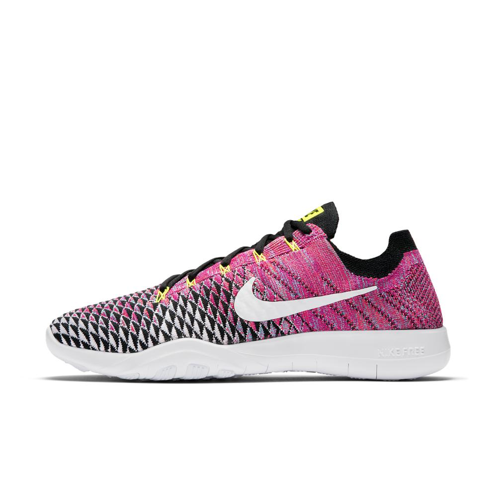 f04928fdcb7c9 germany nike free tr2 a9c75 c7a37  best price nike pink free tr flyknit 2  womens training shoe lyst c8e7c 18a3e