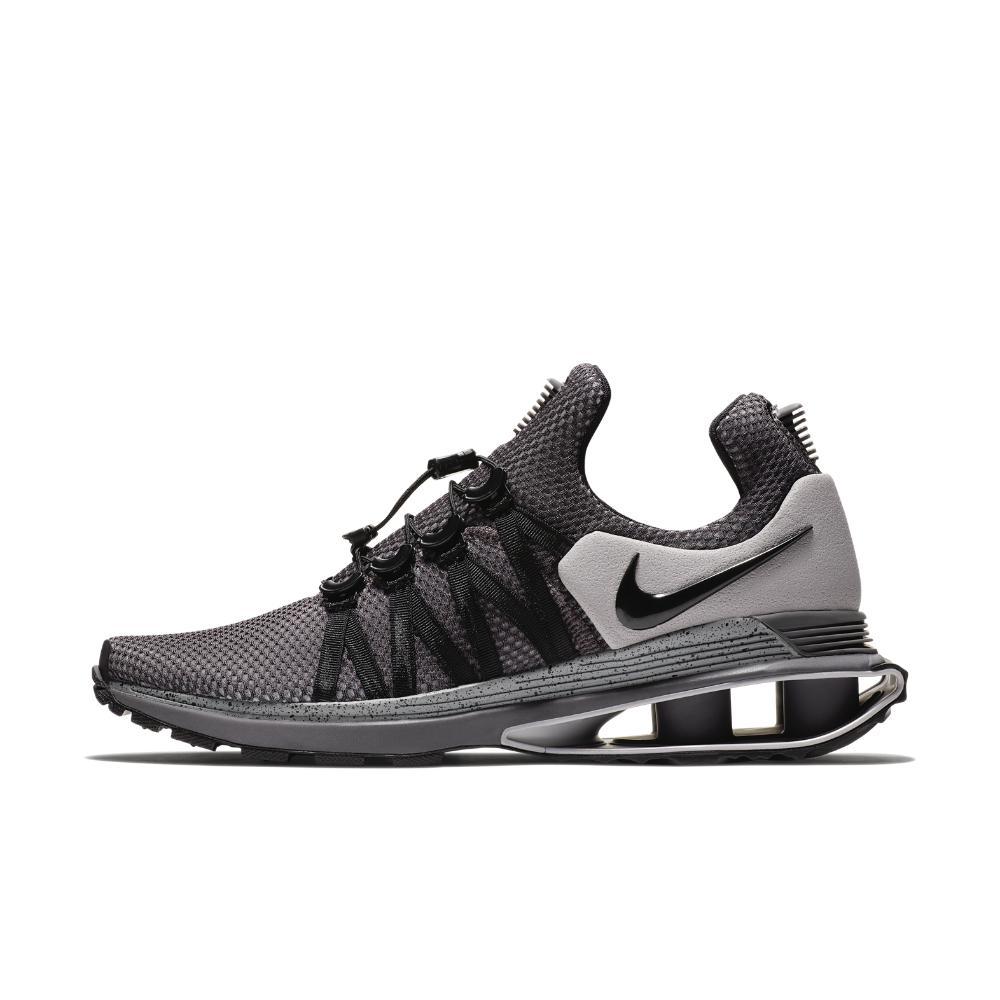 best service 788d1 ac821 Nike. Gray Shox Gravity Men s Shoe