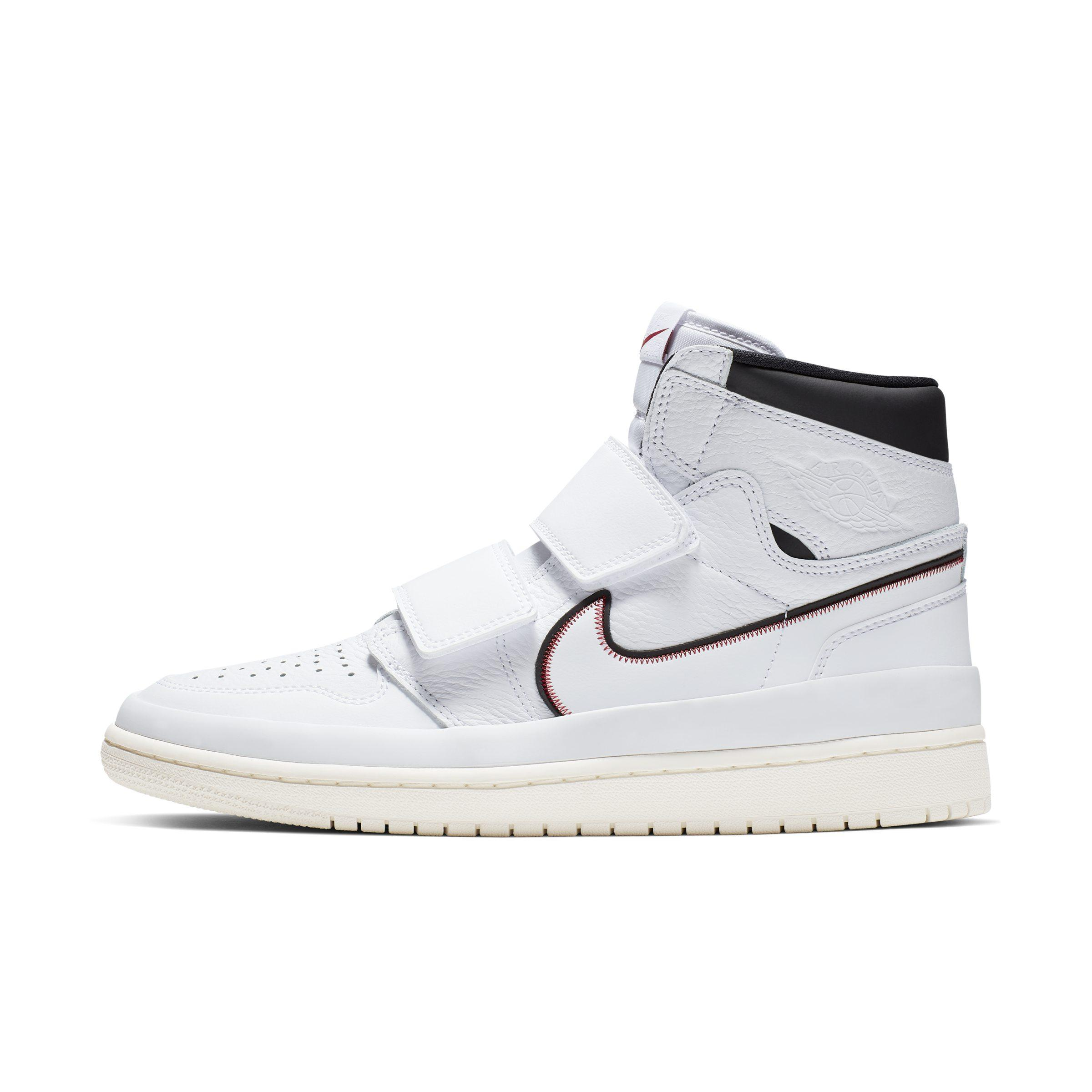 e79ff0c3694e18 Nike Air Jordan 1 Retro High Double-strap Shoe in White for Men - Lyst