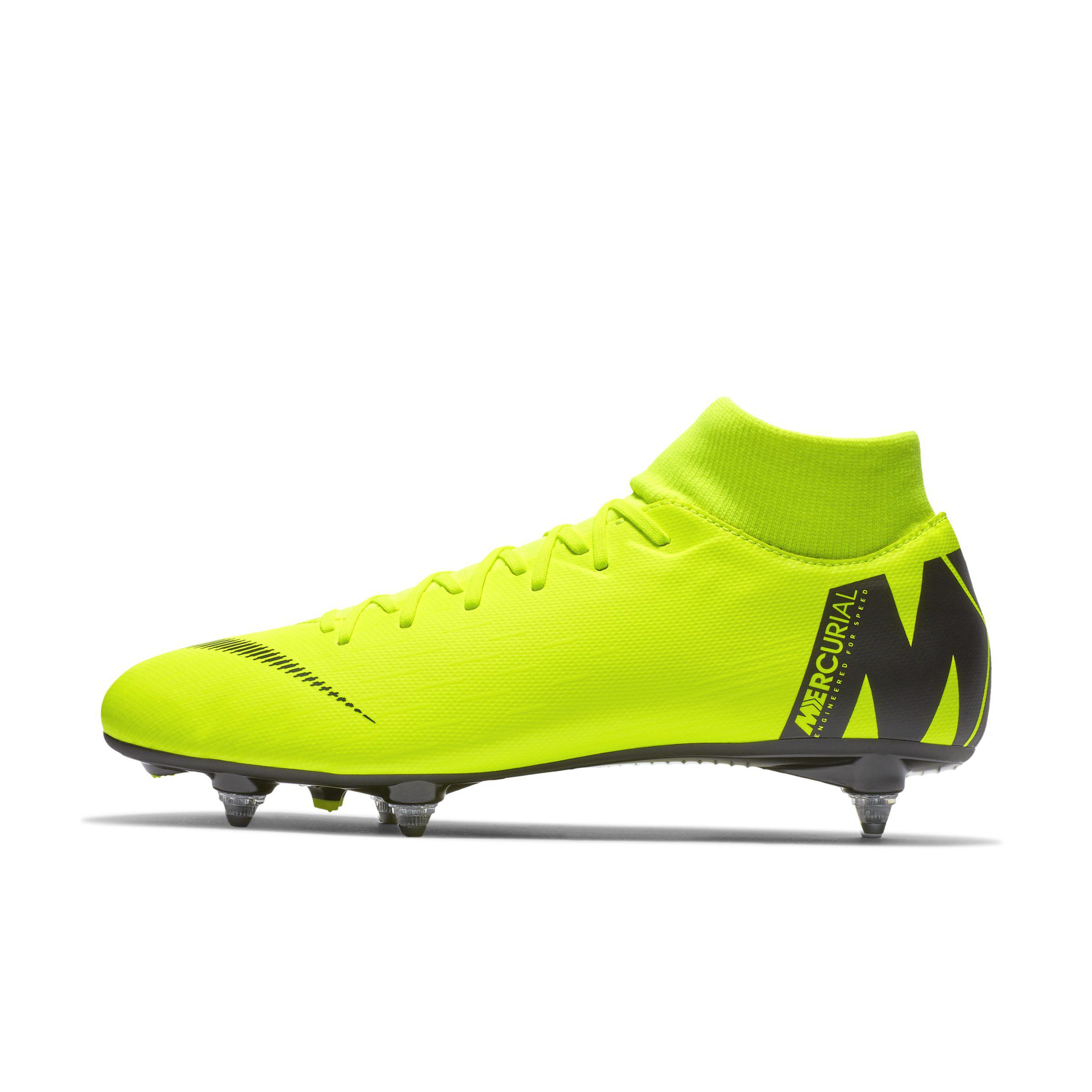 new arrival 70d42 c5ccb Nike Mercurial Superfly Vi Academy Sg-pro Soft-ground Football Boot ...
