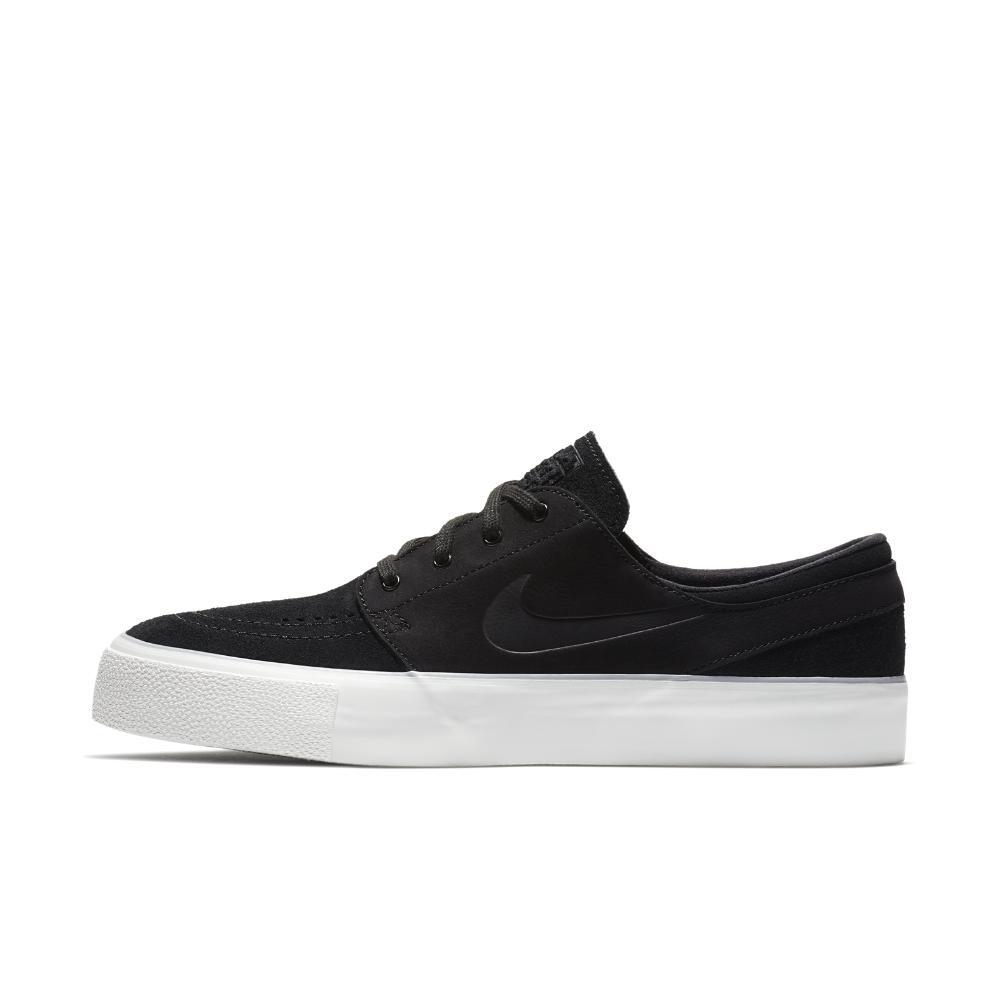Nike. Black Sb Zoom Stefan Janoski High Tape Men's Skateboarding Shoe