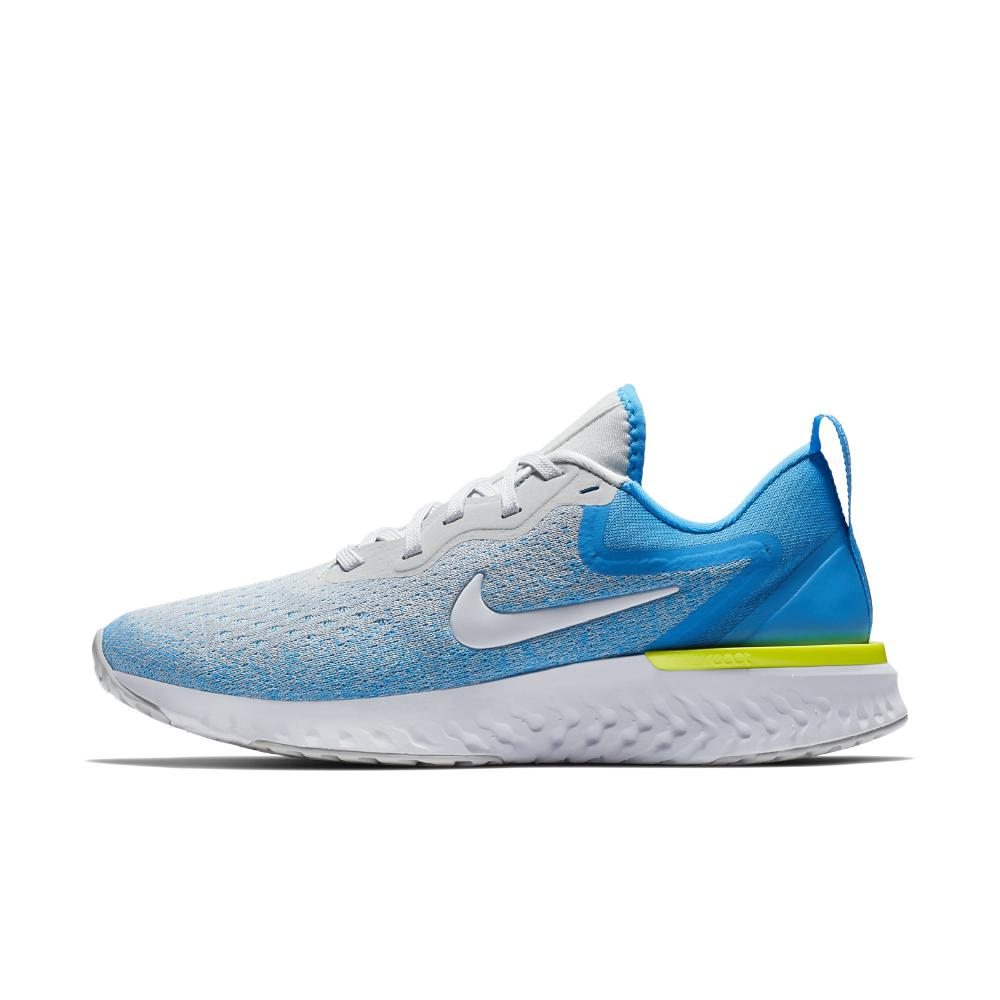 92cc78c330a7 Lyst - Nike Odyssey React Women s Running Shoe in Blue