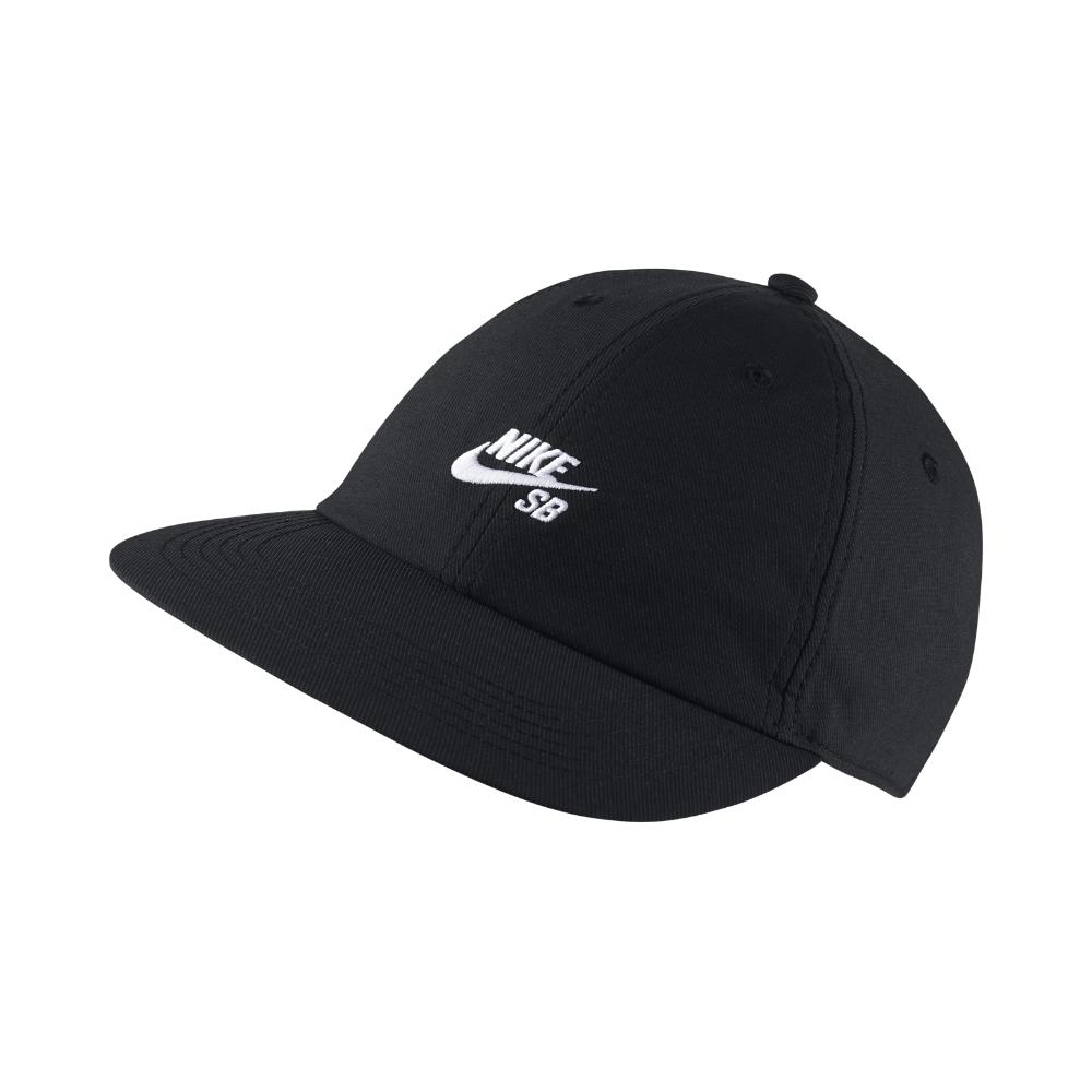Lyst - Nike Sb Heritage86 Adjustable Hat (black) - Clearance Sale in ... 35d56755ff5