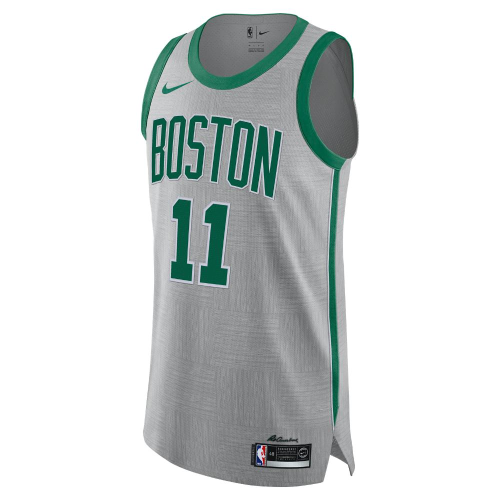 127542f3e9e Lyst - Nike Kyrie Irving City Edition Authentic Jersey (boston ...