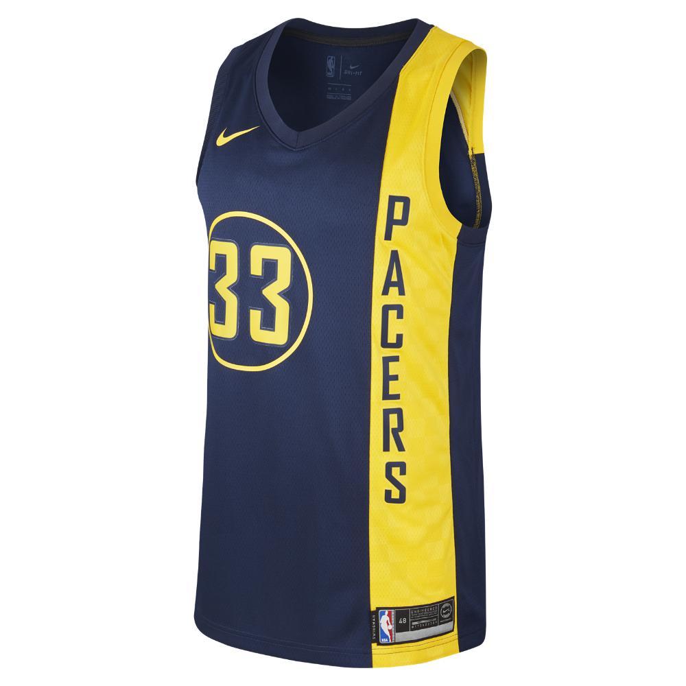 Lyst - Nike Myles Turner City Edition Swingman Jersey (indiana ... e1d7dea6d