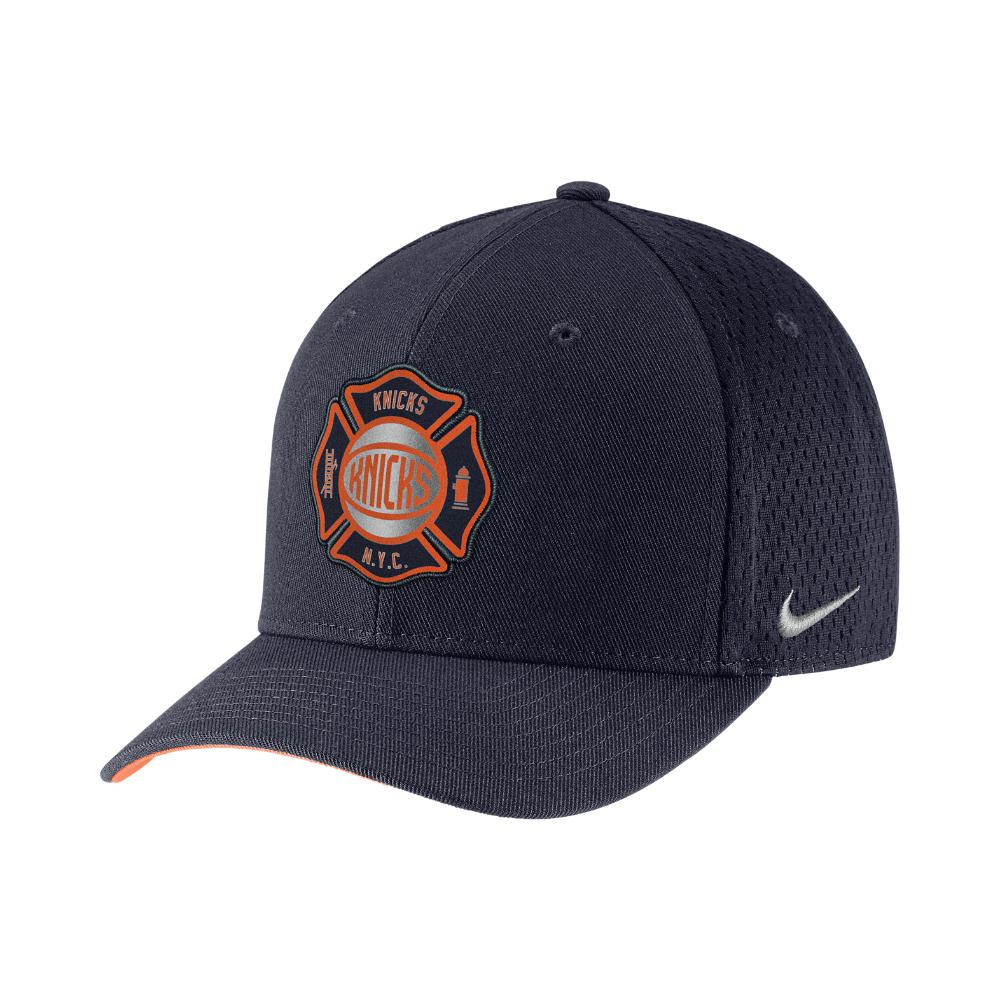 Nike. Men's New York Knicks City Edition Classic99 Nba Hat ...