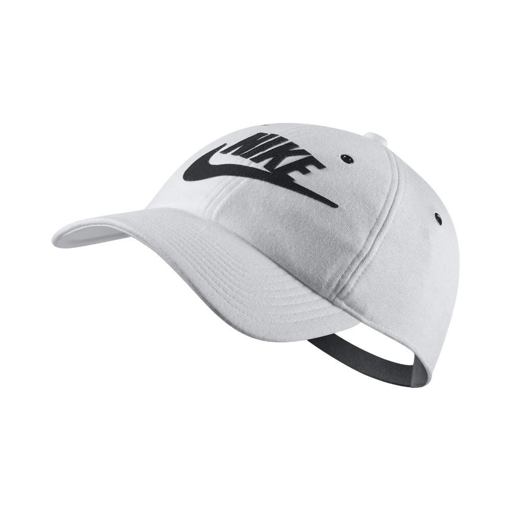22b218b96eb Lyst - Nike Sportswear H86 Adjustable Hat (white) in White for Men