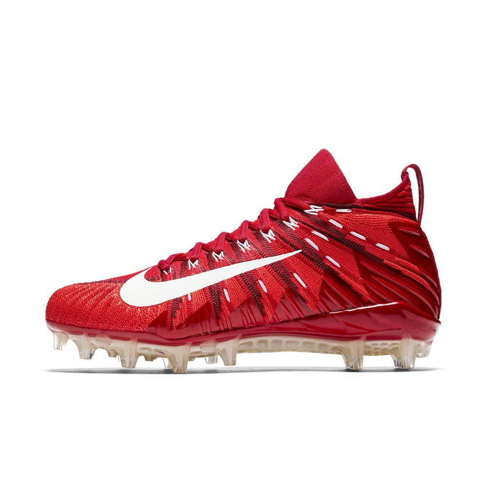 Lyst Nike Alpha Menace Elite Men S Football Cleat In Red