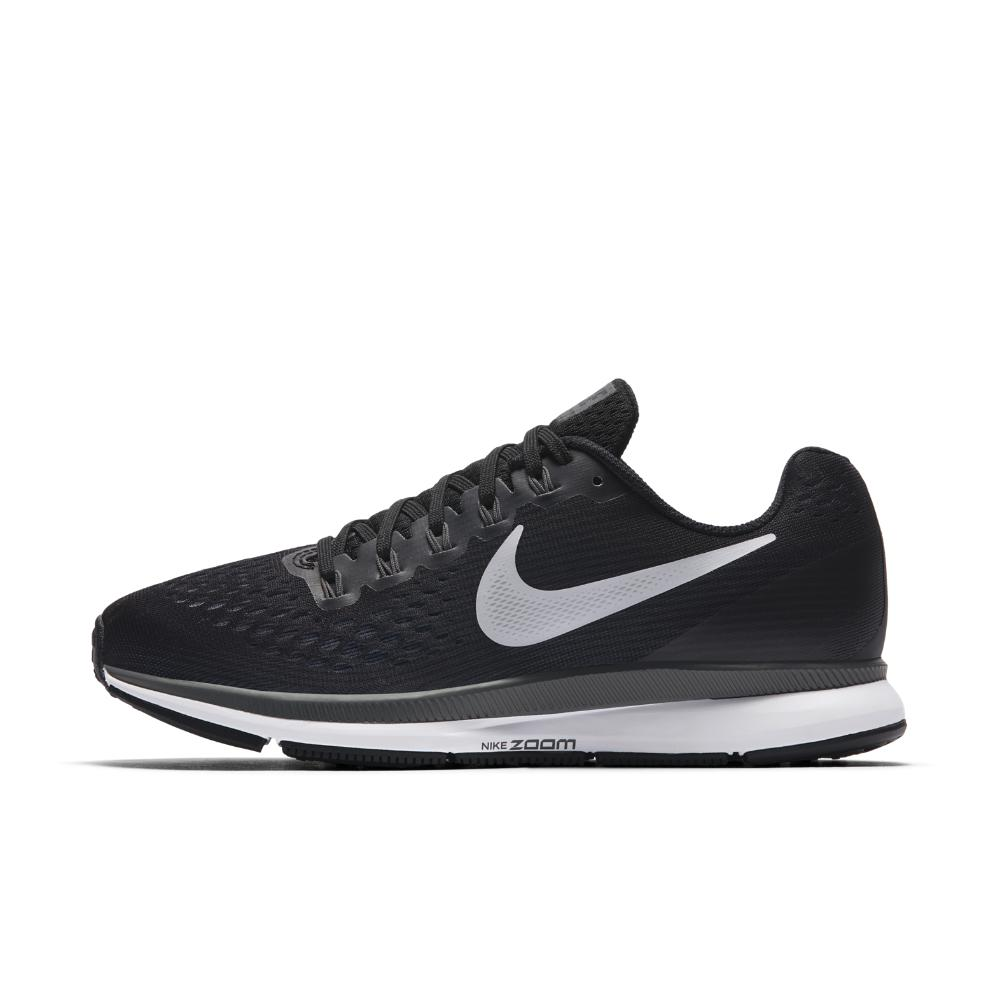 7fdb76f401e9d Lyst - Nike Air Zoom Pegasus 34 Women s Running Shoe in Black
