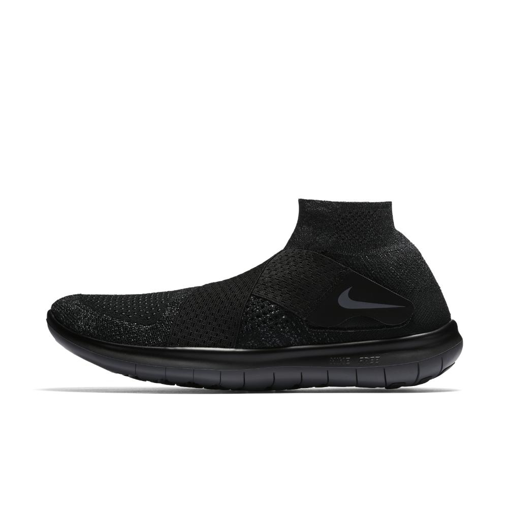 e143b42cd4c7 Nike - Black Free Rn Motion Flyknit 2017 Men s Running Shoe for Men - Lyst