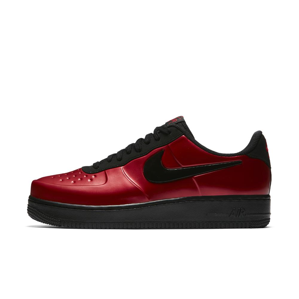 e8c6eafc093 Lyst - Nike Air Force 1 Foamposite Pro Cup Men s Shoe in Red for Men