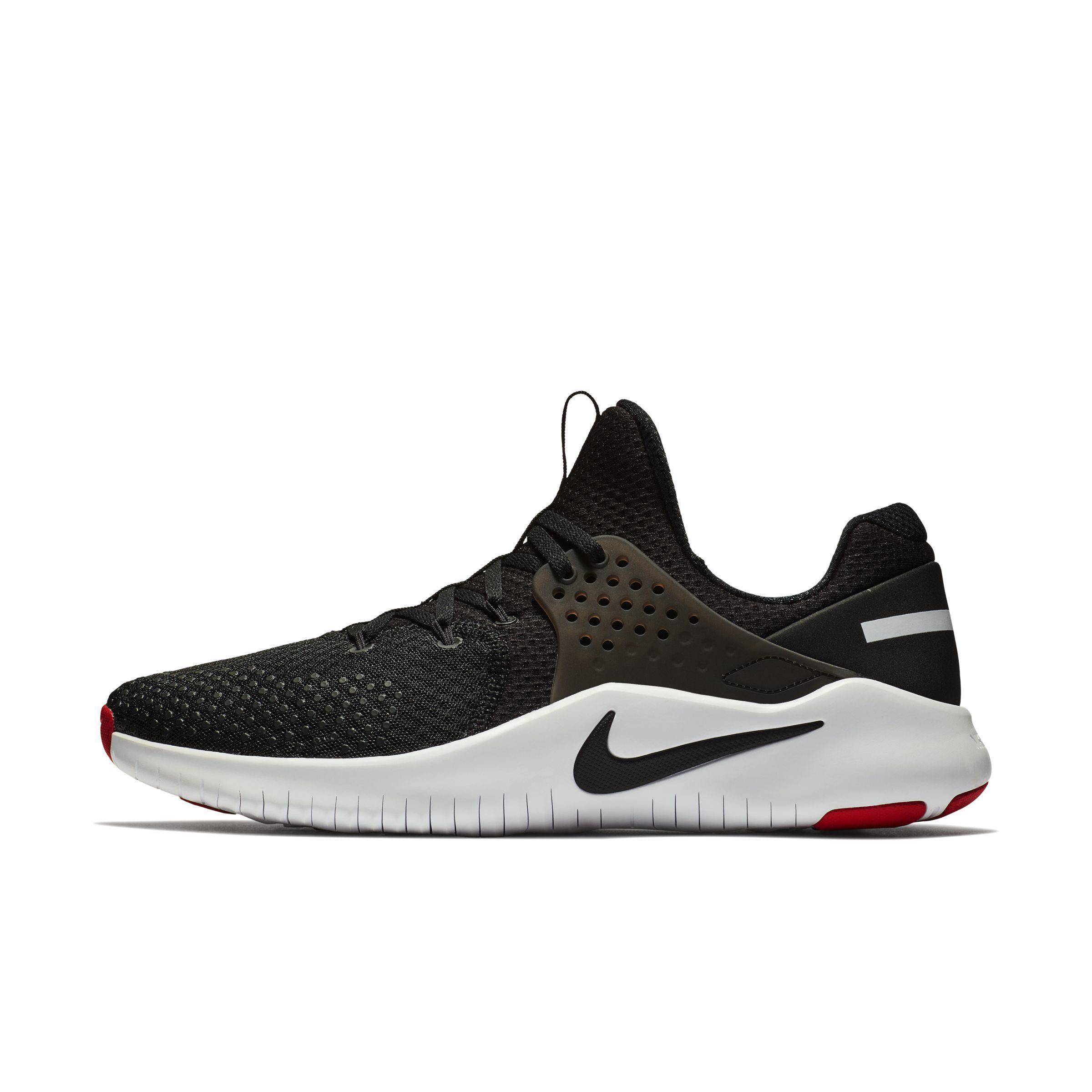 df8688215715c Nike Free Tr V8 Gym hiit cross Training Shoe in Black for Men - Lyst