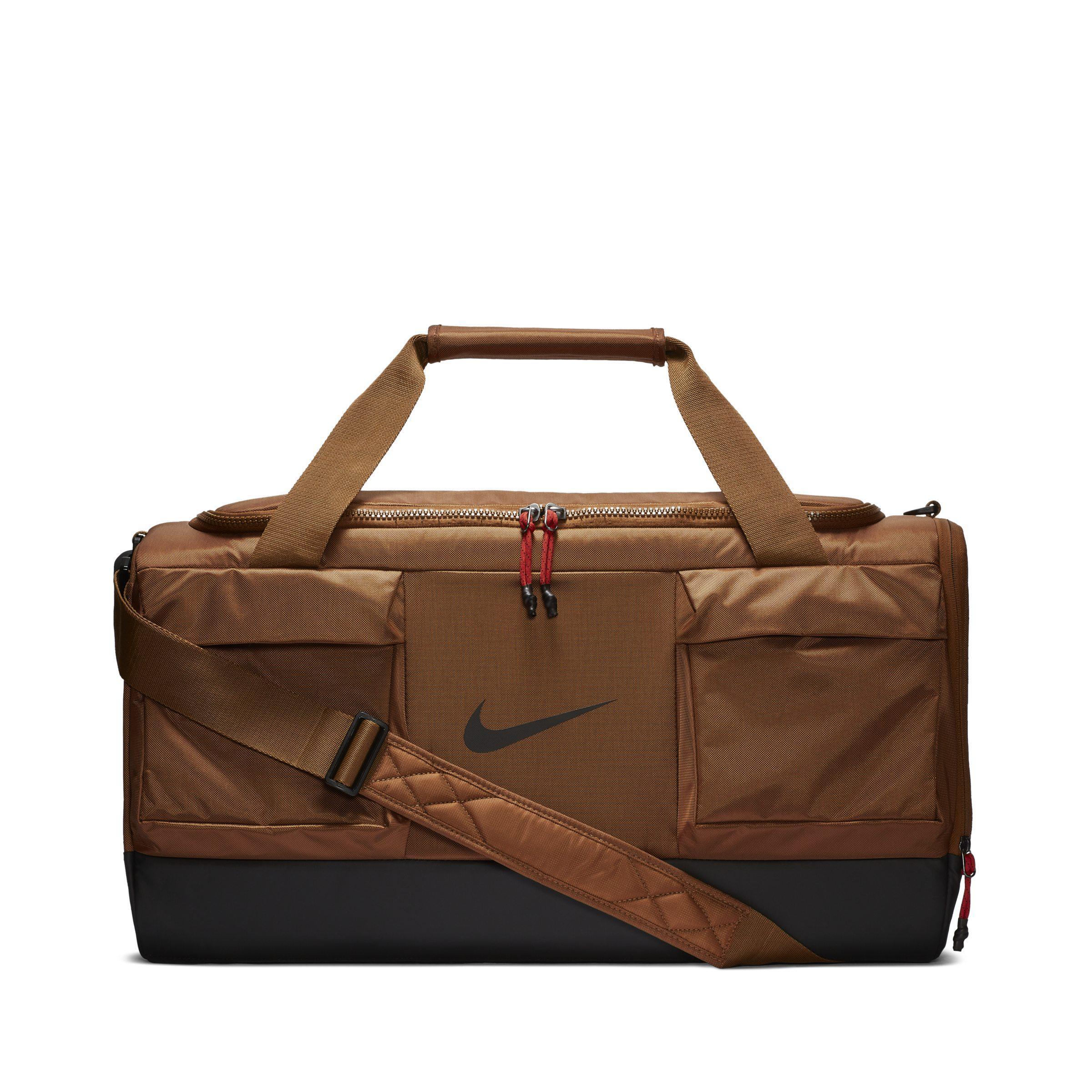 Nike Vapor Power Training Duffel Bag (medium) in Brown for Men - Lyst 02f5b751a6e09