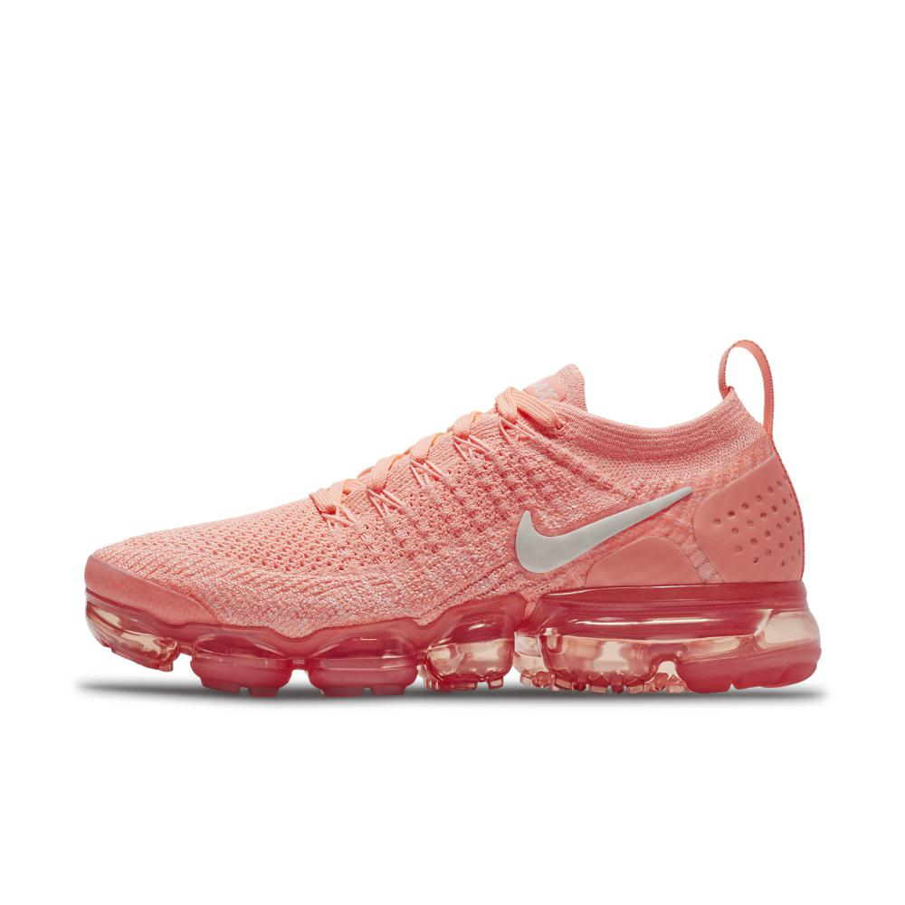 big sale ffc44 25864 Nike - Pink Air Vapormax Flyknit 2 Women s Running Shoe - Lyst