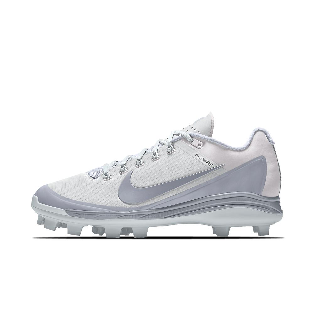 d77ce7ea304b6 Nike. White Alpha Air Clipper  u002717 Mcs Id Men u0027s Baseball Cleats