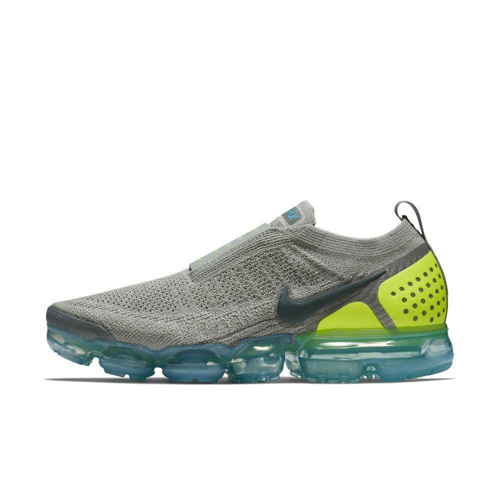 Lyst - Nike Air Vapormax Flyknit Moc 2 Running Shoe in Green for Men 6786d287b