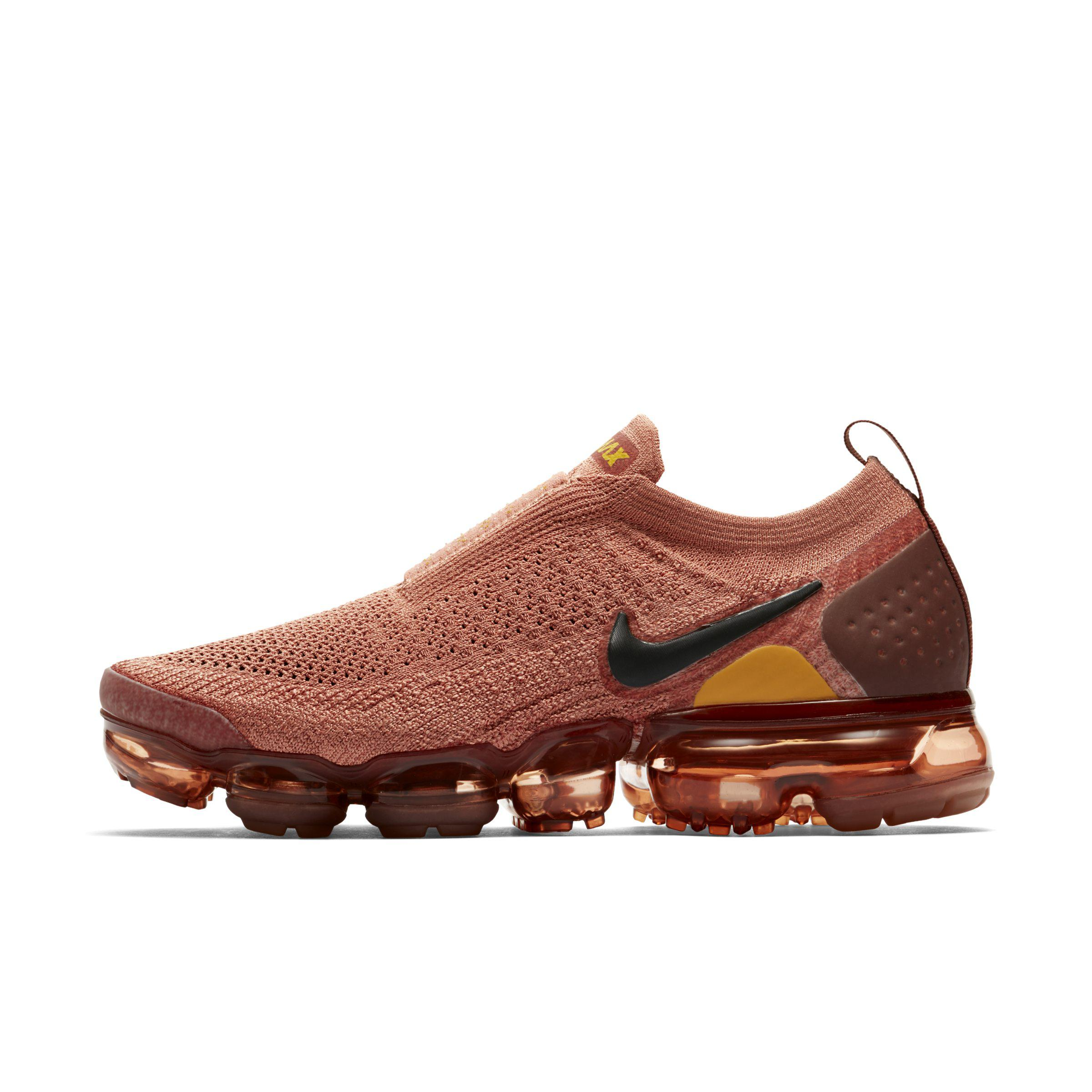 factory price d081f df2e8 Nike Air Vapormax Flyknit Moc 2 Shoe in Brown - Lyst