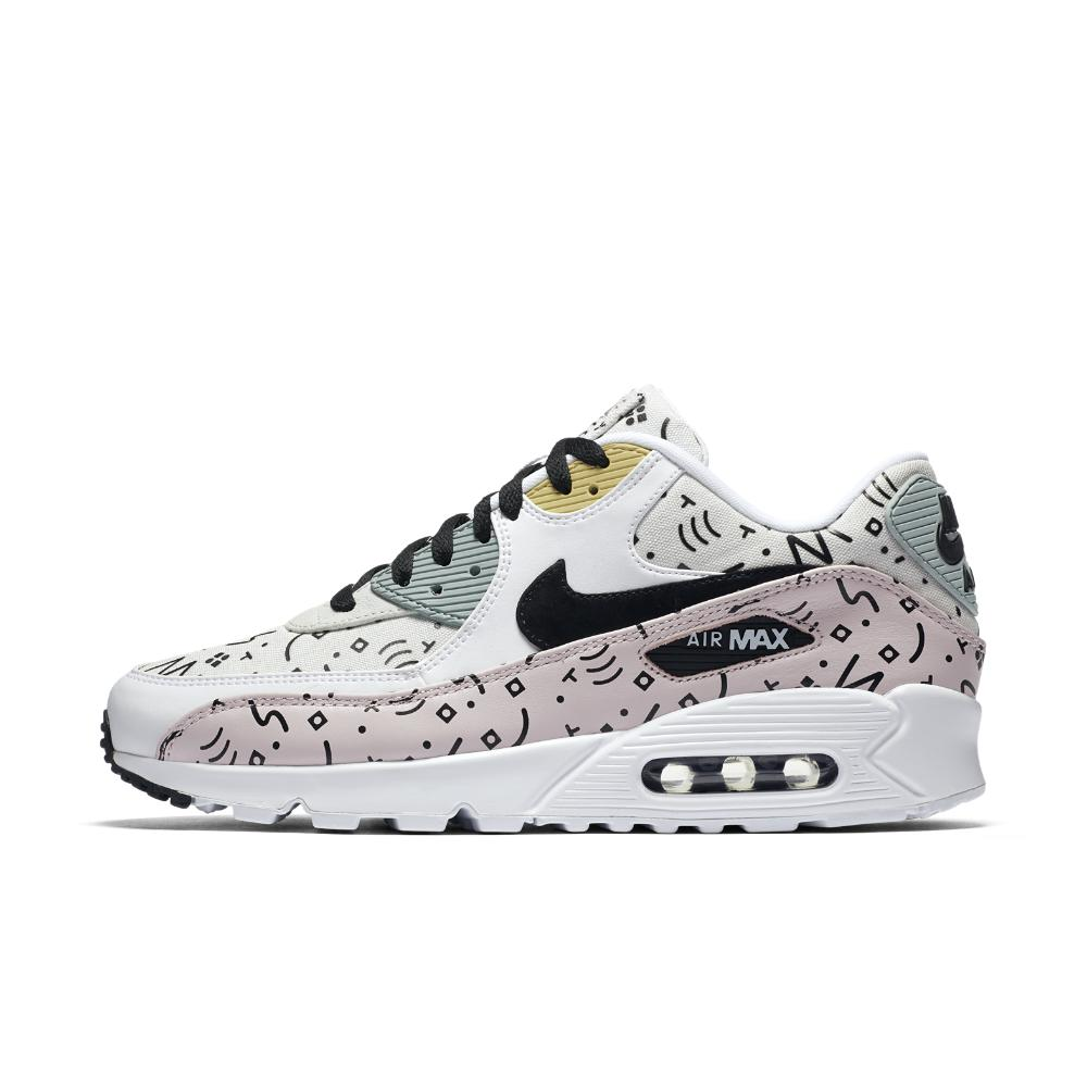 Nike. White Air Max 90 Premium Men's Shoe