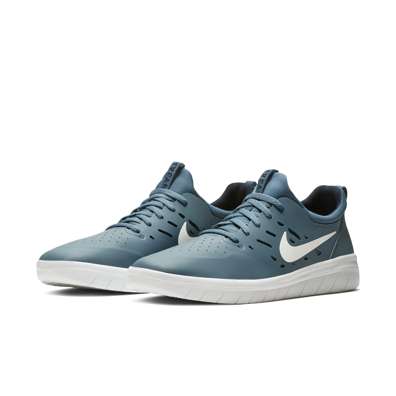 separation shoes b01c9 4550d Nike - Blue Sb Nyjah Free Skate Shoe - Lyst. View fullscreen