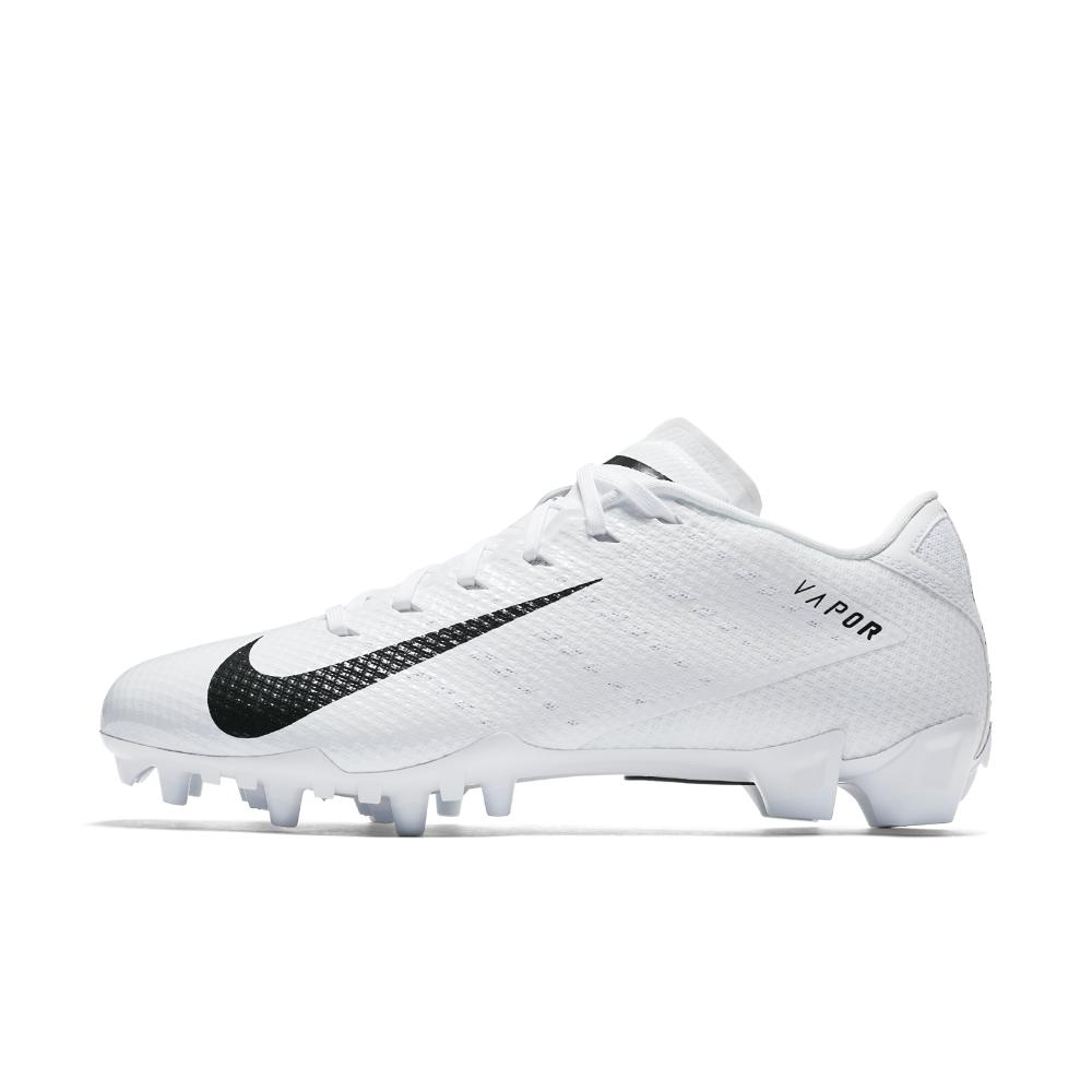 check out 84488 3f9e0 Nike Vapor Untouchable 3 Speed Men s Football Cleat in White for Men ...