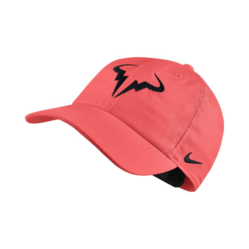 Lyst - Nike Court Aerobill H86 Rafael Nadal Adjustable Tennis Hat ... edb52246a10