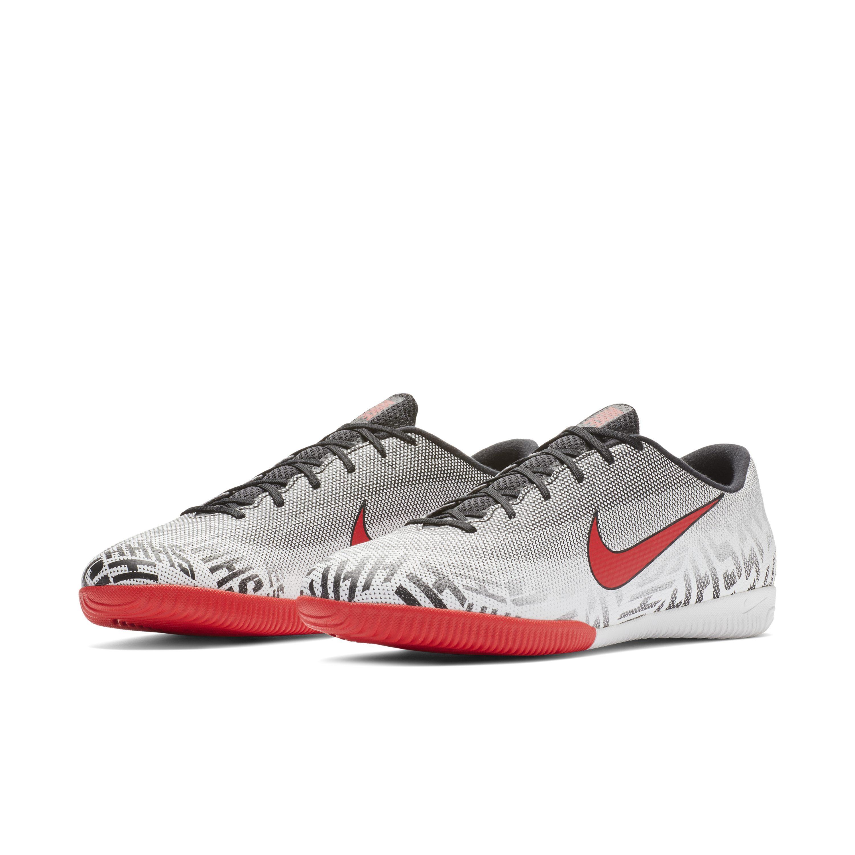 2cc5cdb80c9f Nike - White Mercurial Vapor Xii Academy Neymar Jr. Indoor court Football  Shoe for. View fullscreen