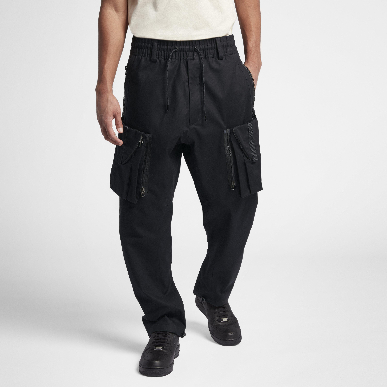15f3f1a79a0c1 Nike - Black Lab Acg Cargo Trousers for Men - Lyst. View fullscreen