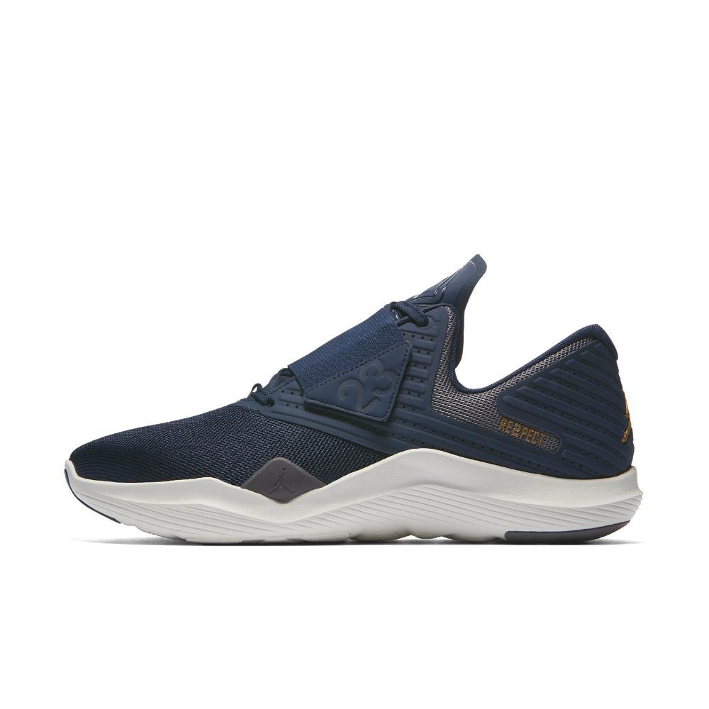 93cf71996e4 Nike. Blue Relentless Re2pect Men s Training Shoe ...